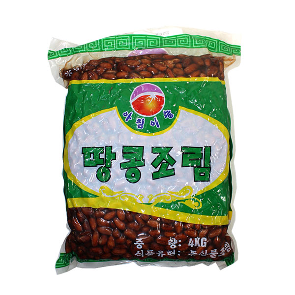[현재분류명],180822DSPRO-0644 (냉장)아침이슬 땅콩조림4kgx5개,깻잎,냉장식품